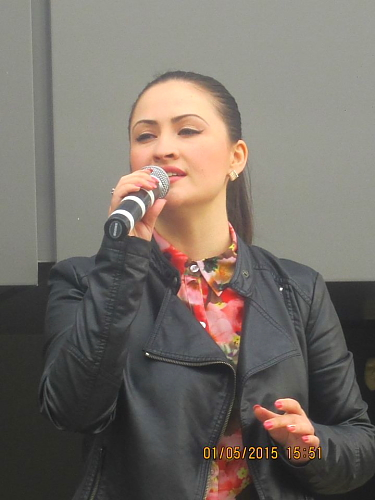 Anisoara Balmus singing2